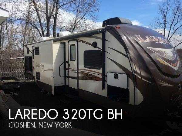 2015 Keystone Laredo 320TG BH