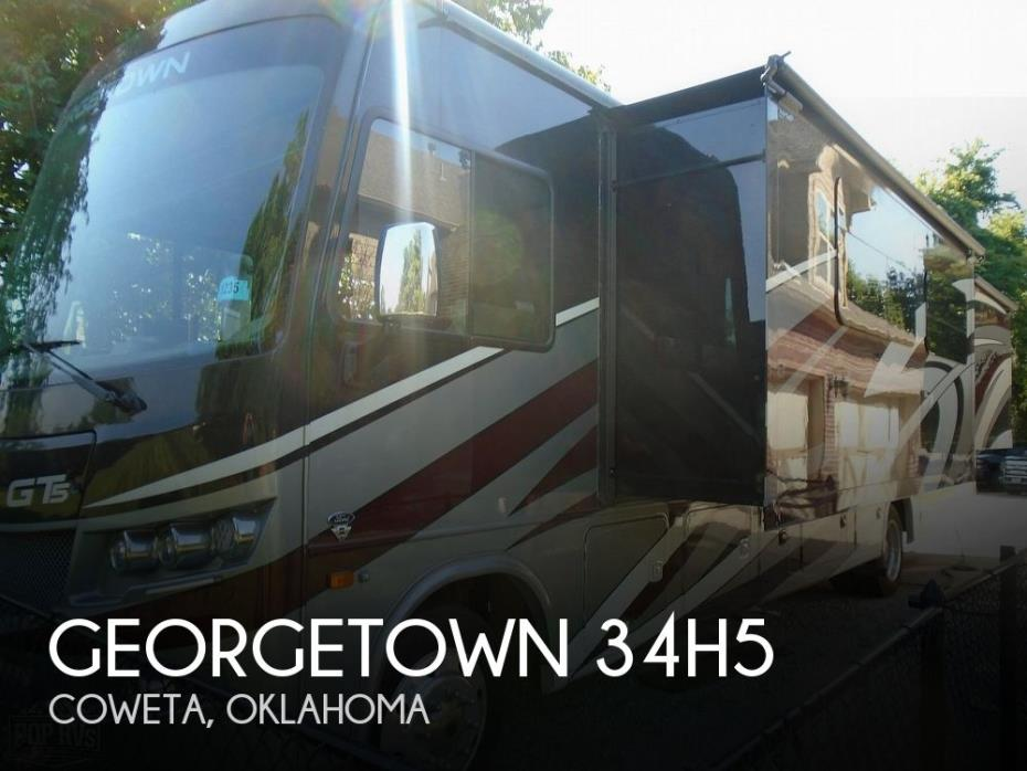 2021 Forest River Georgetown 34H5