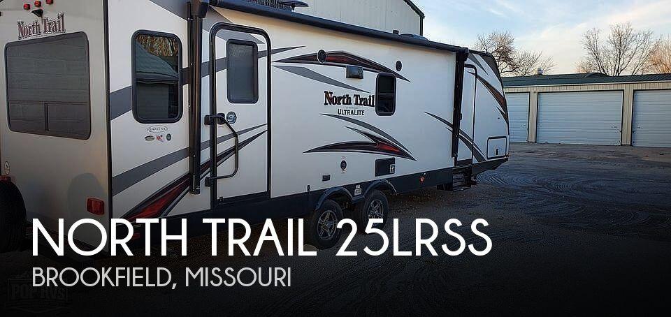 2018 Heartland North Trail 25LRSS