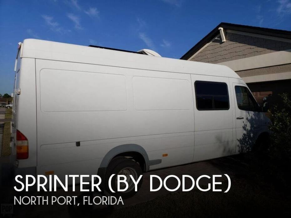 2006 Sprinter (by Dodge) 22 Off-Grid Equipped