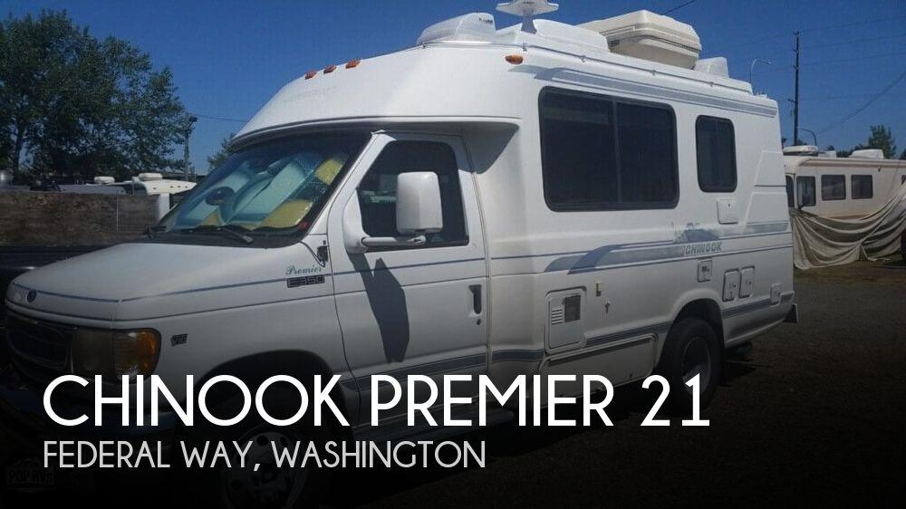 1997 Trail Wagons Chinook Premier 21