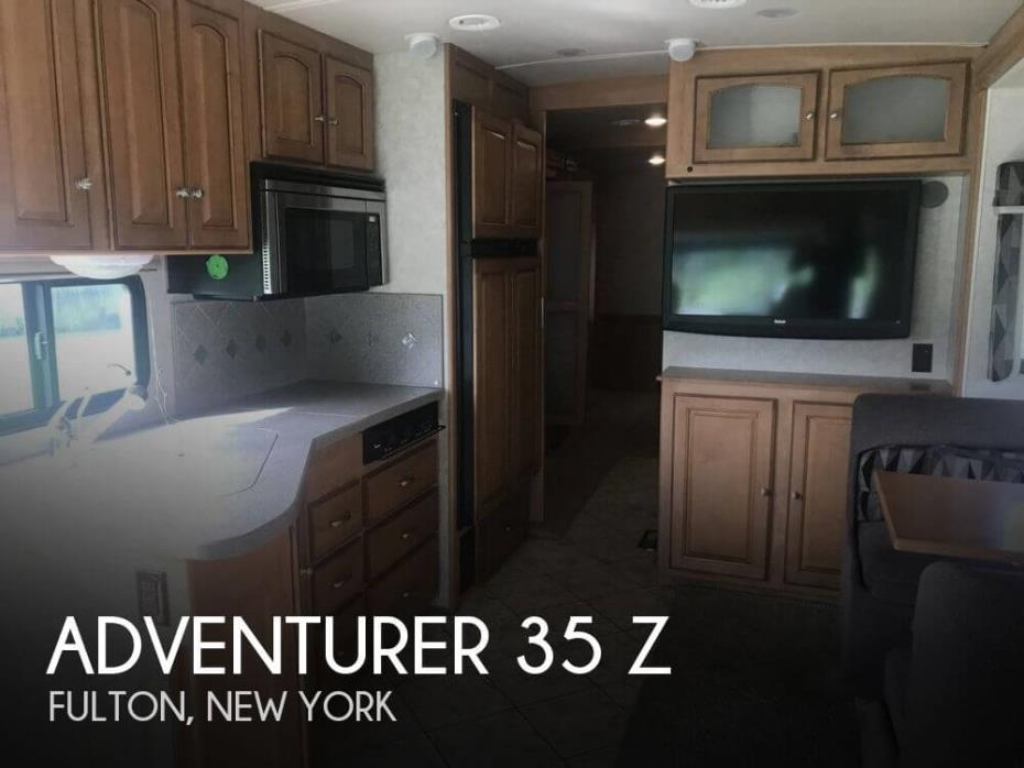 2010 Winnebago Adventurer 35 Z