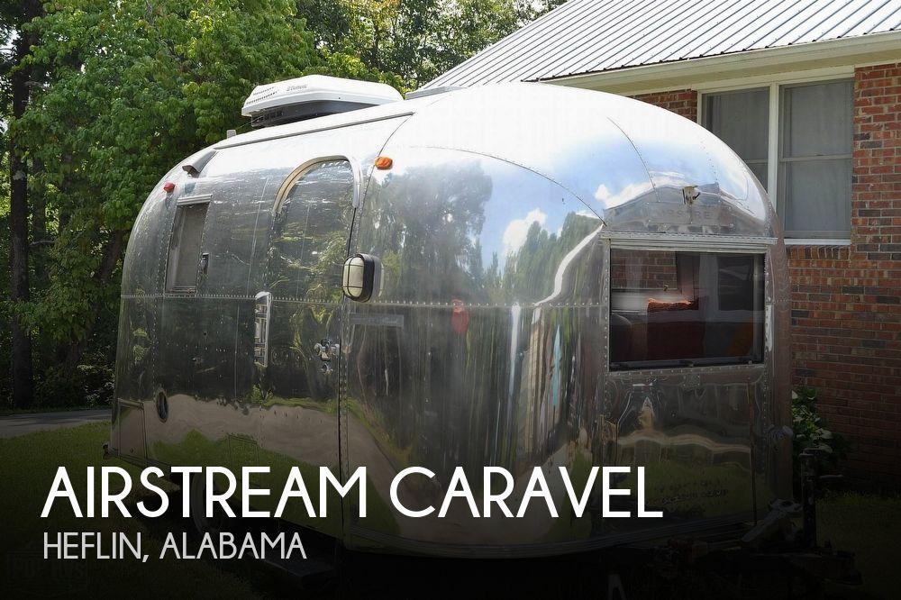 1966 Airstream Airstream Caravel