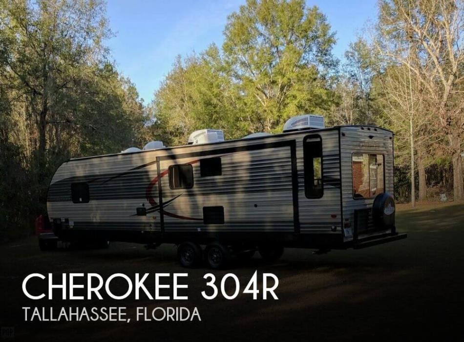 2016 Forest River Cherokee 304R
