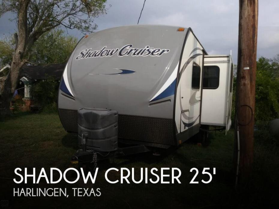 2014 Shadow Cruiser Shadow Cruiser S225RBS