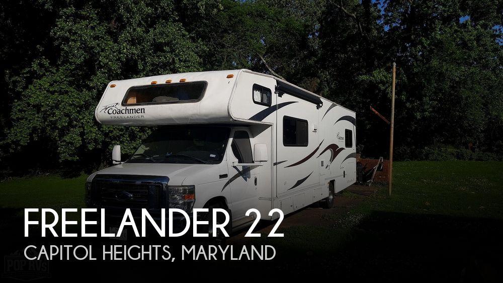 2010 Coachmen Freelander 32