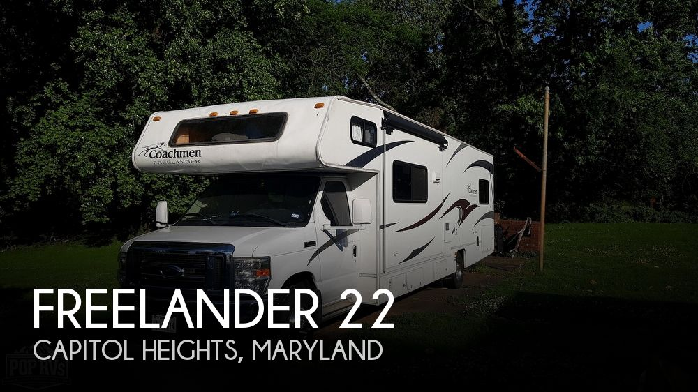 2010 Coachmen Freelander 22
