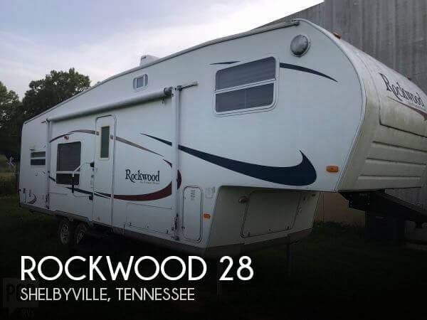 2006 Forest River Rockwood 8280 SS