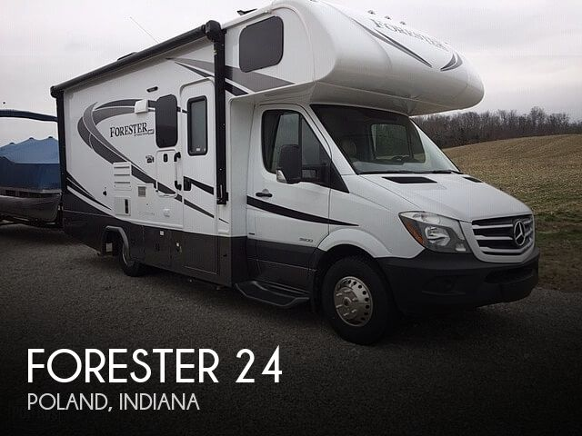 2017 Forest River Forester 24