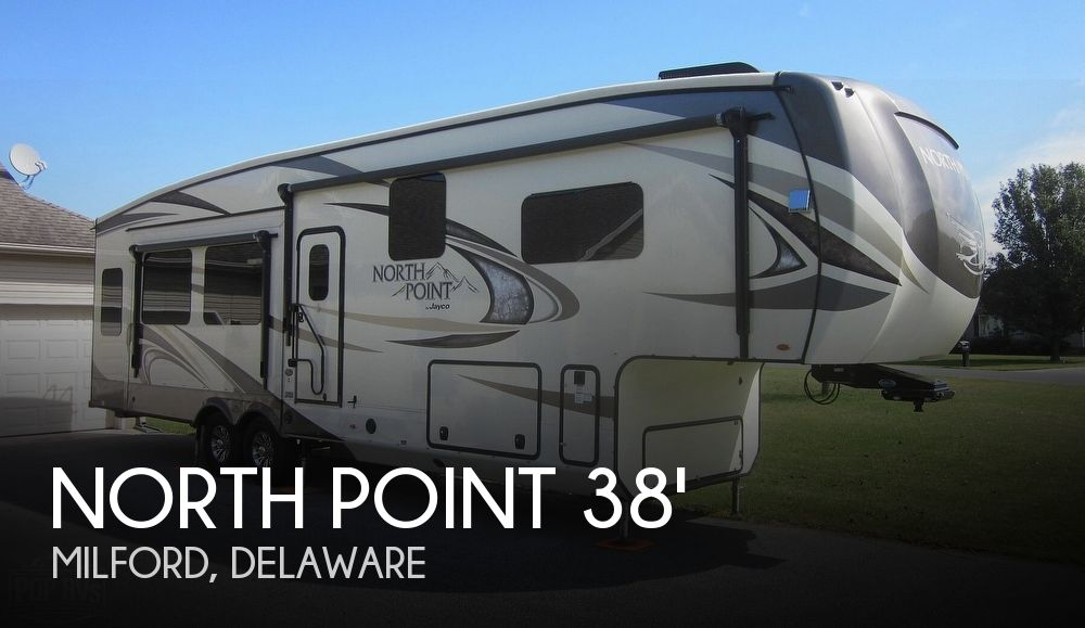2018 Jayco North Point 315 RLTS