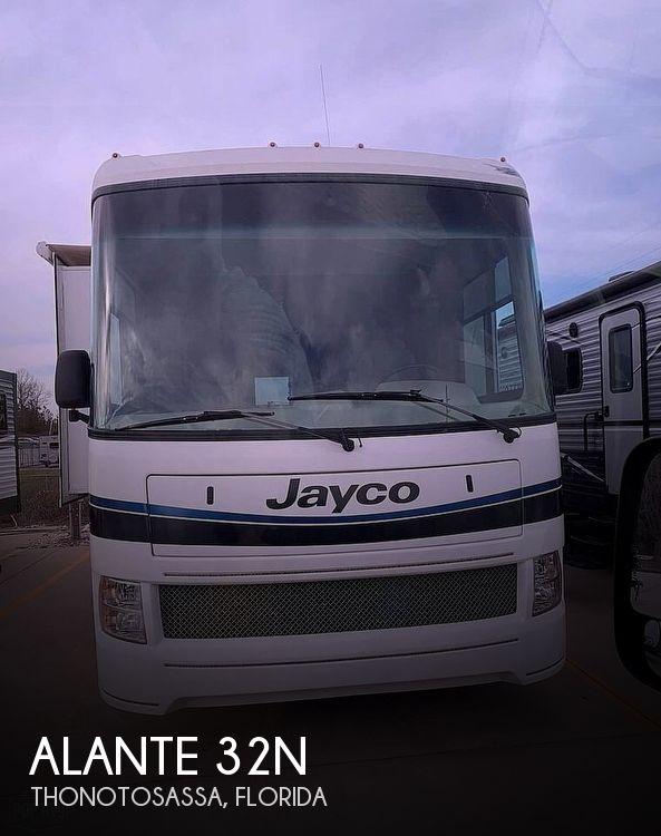 2017 Jayco Alante 32N