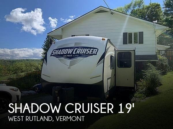 2018 Shadow Cruiser Shadow Cruiser 193MBS