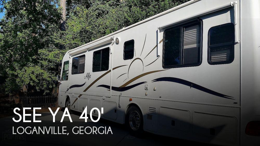 2003 Alfa See Ya 40FD Series #1004