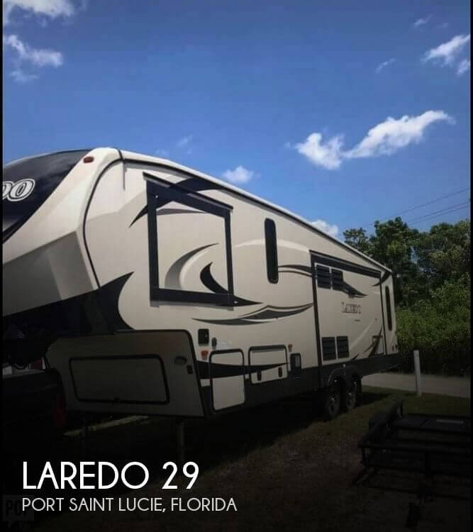 2018 Keystone Laredo Super Lite 290SRL
