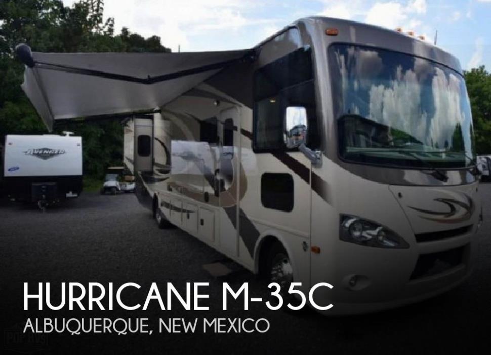 2016 Thor Motor Coach Hurricane M-35C