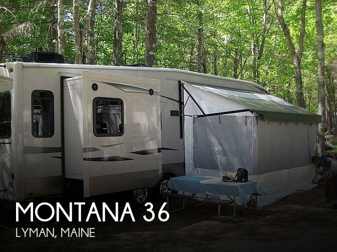 2011 Keystone Montana 36