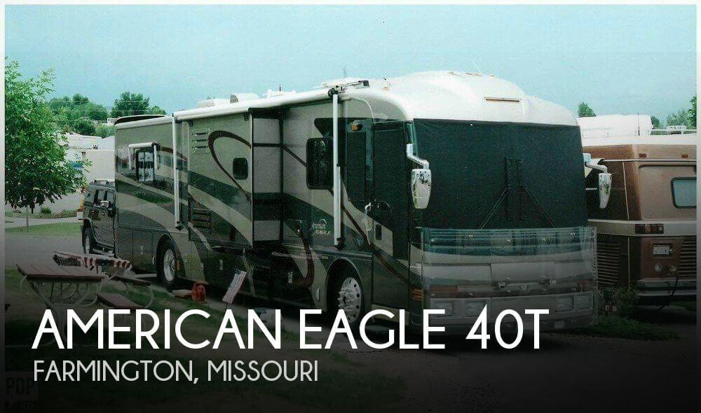 2002 American Coach American Eagle 40T