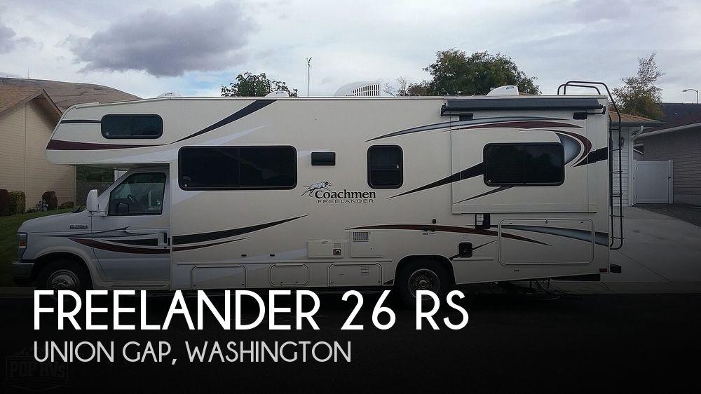 2016 Coachmen Freelander 26RS