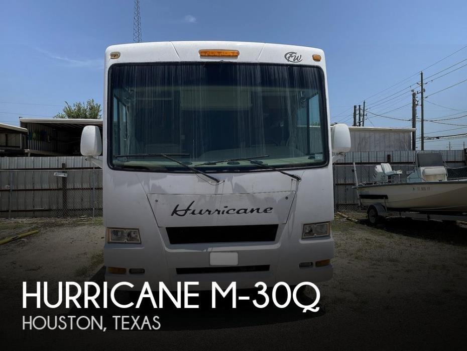 2009 Four Winds Hurricane 30Q