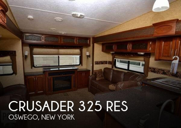 2013 Forest River Crusader 325 RES