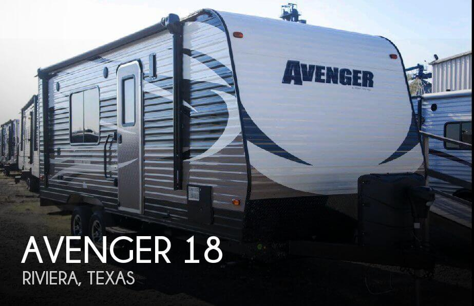 2016 Forest River Avenger 18TH