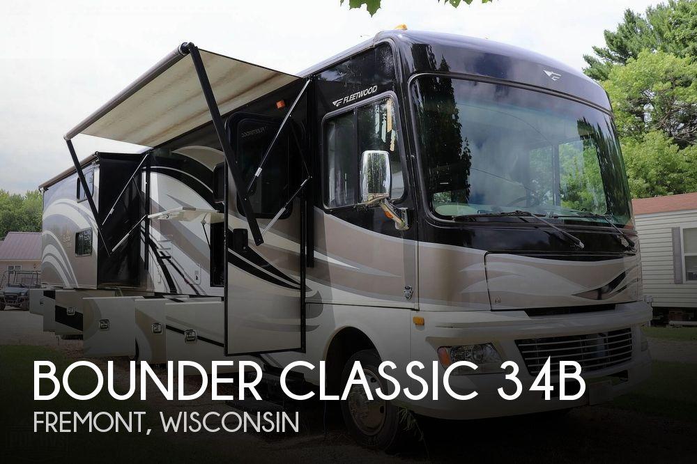 2015 Fleetwood Bounder Classic 34B