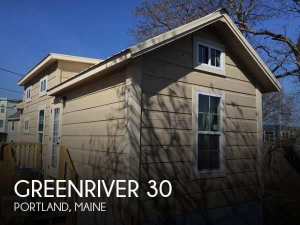 2017 Greenriver 30