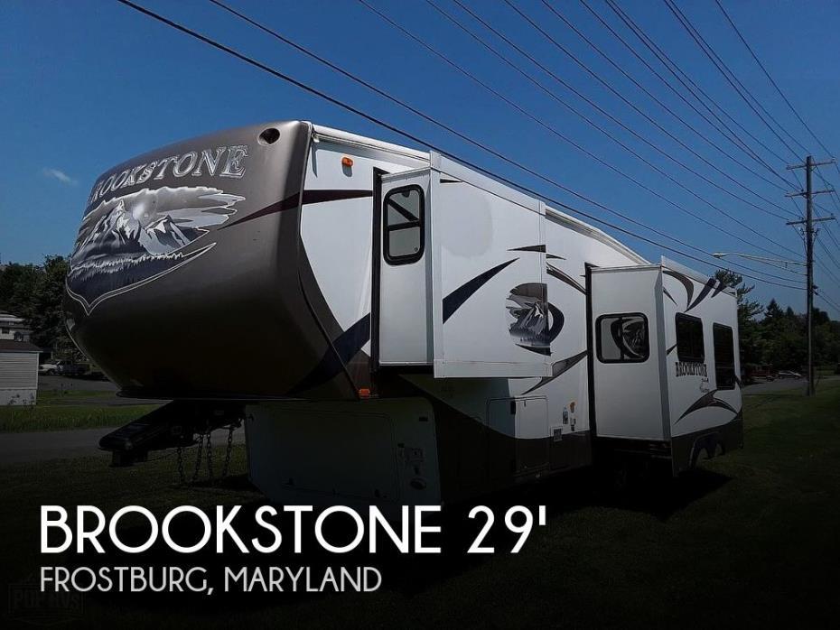 2012 Coachmen Brookstone Ruby 290LS