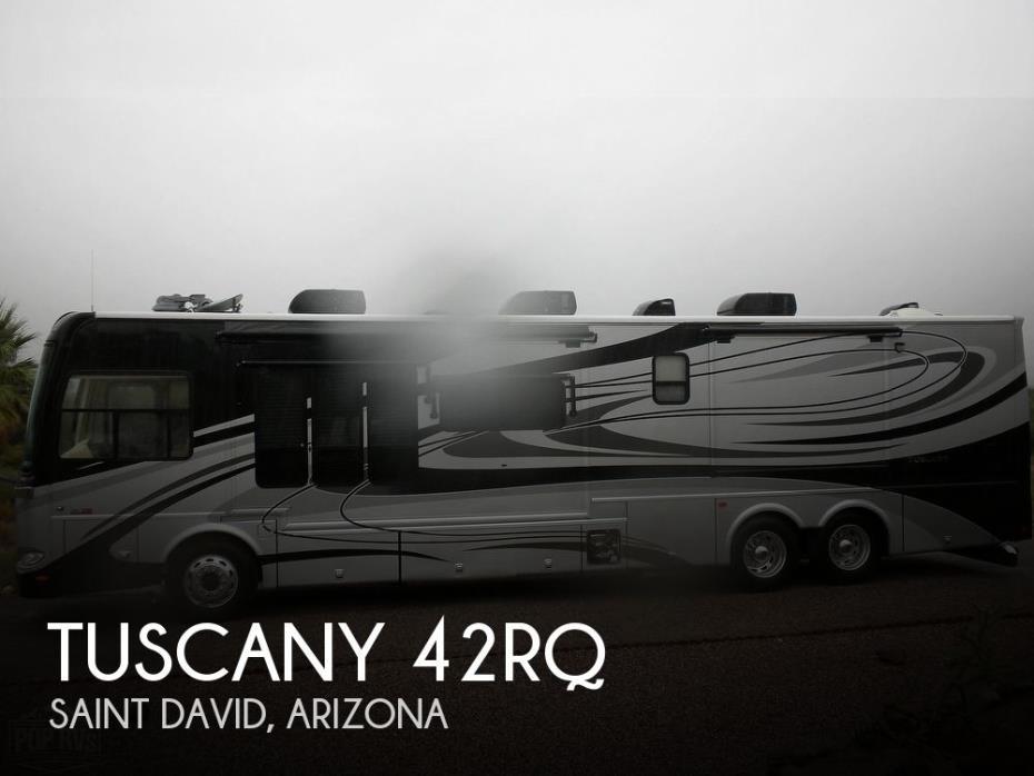 2011 Damon Tuscany 42RQ
