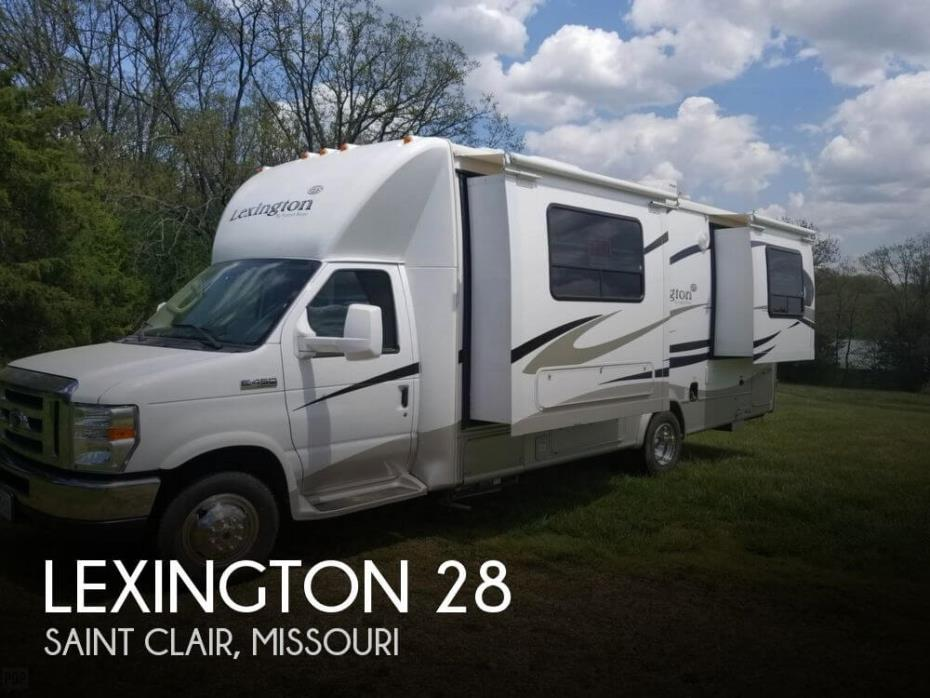 2012 Forest River Lexington Grand Touring Series 265DS