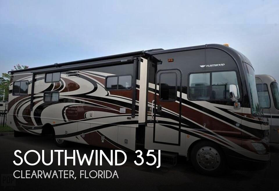 2011 Fleetwood Southwind 35J