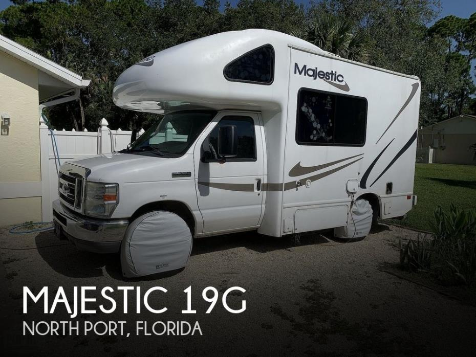 2011 Four Winds Majestic 19G