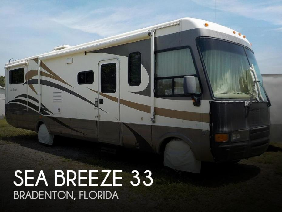 2006 National RV Sea Breeze 1341