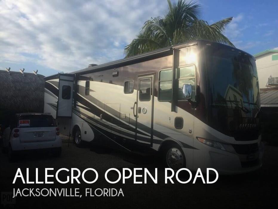 2017 Tiffin Allegro Open Road 31 SA