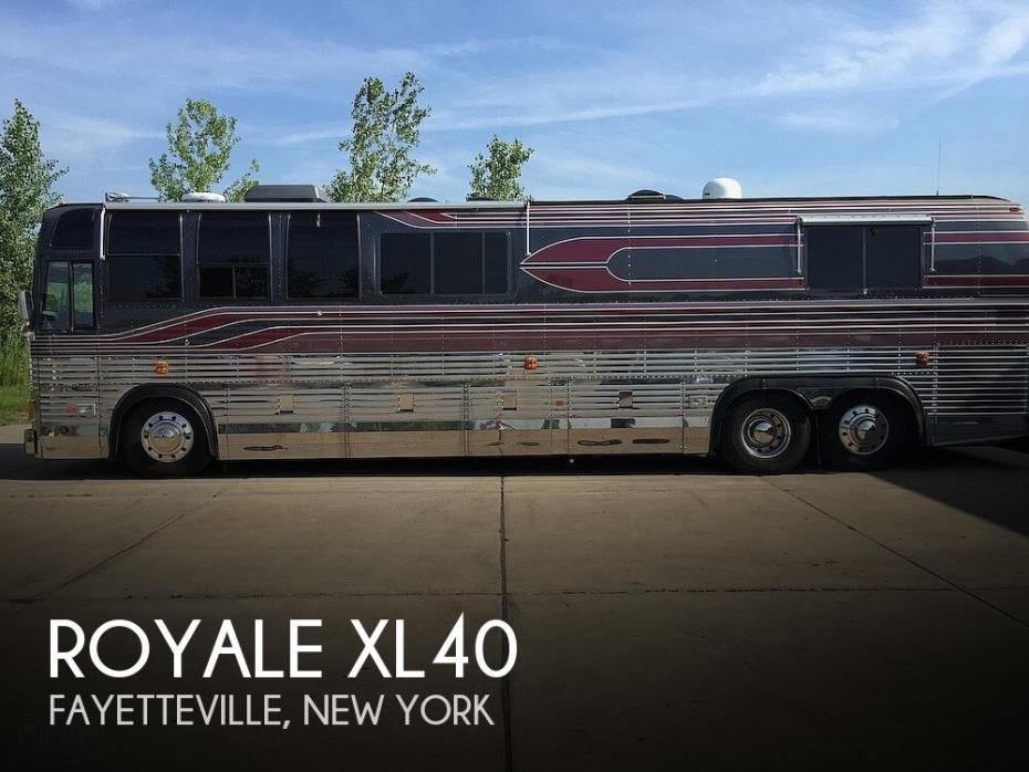 1993 Prevost Royale XL40