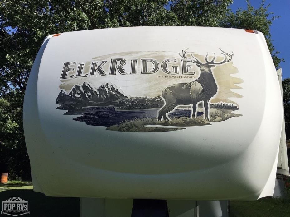 2011 Heartland ElkRidge 35dslr