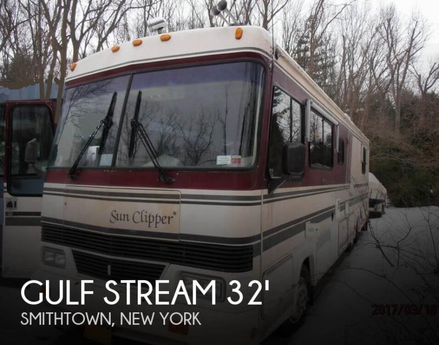 1992 Gulf Stream Gulf Stream Sun Clipper 32