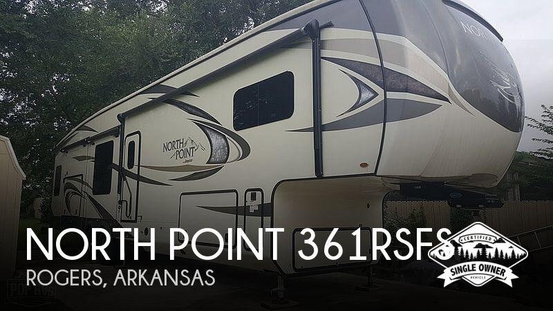 2018 Jayco North Point 361RSFS