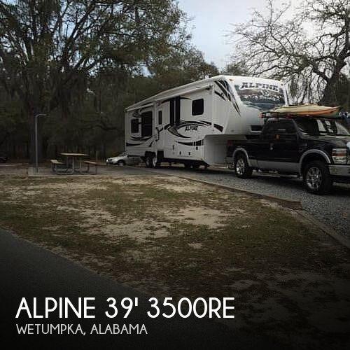2013 Keystone Alpine 39' 3500RE
