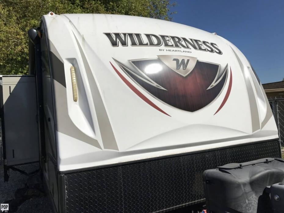 2016 Heartland Wilderness 2775RB, 4