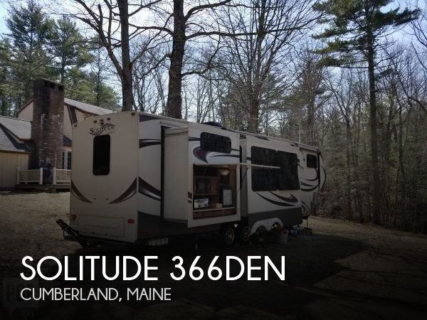 2015 Grand Design Solitude 366DEN