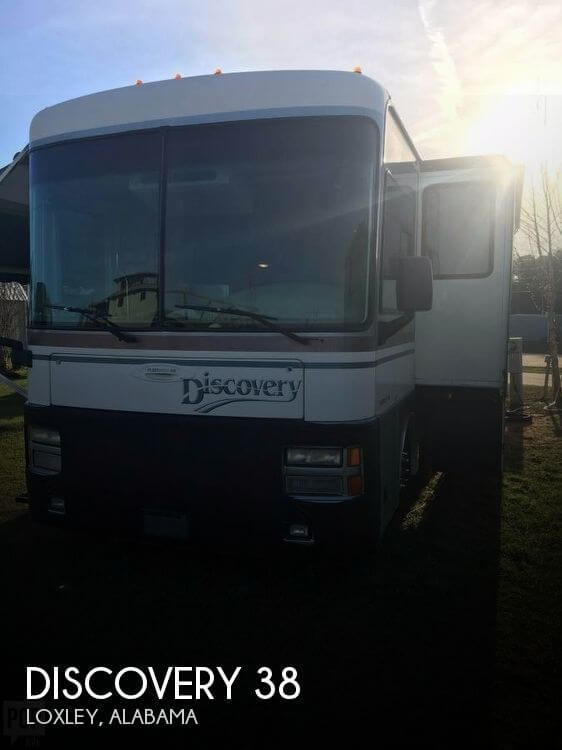 2000 Fleetwood Discovery 38
