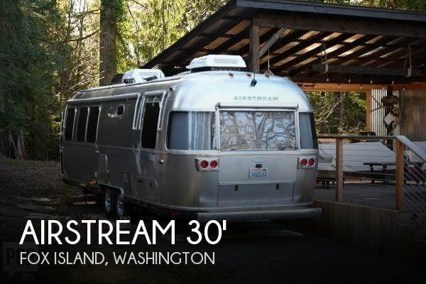 2016 Airstream Airstream Classic 30