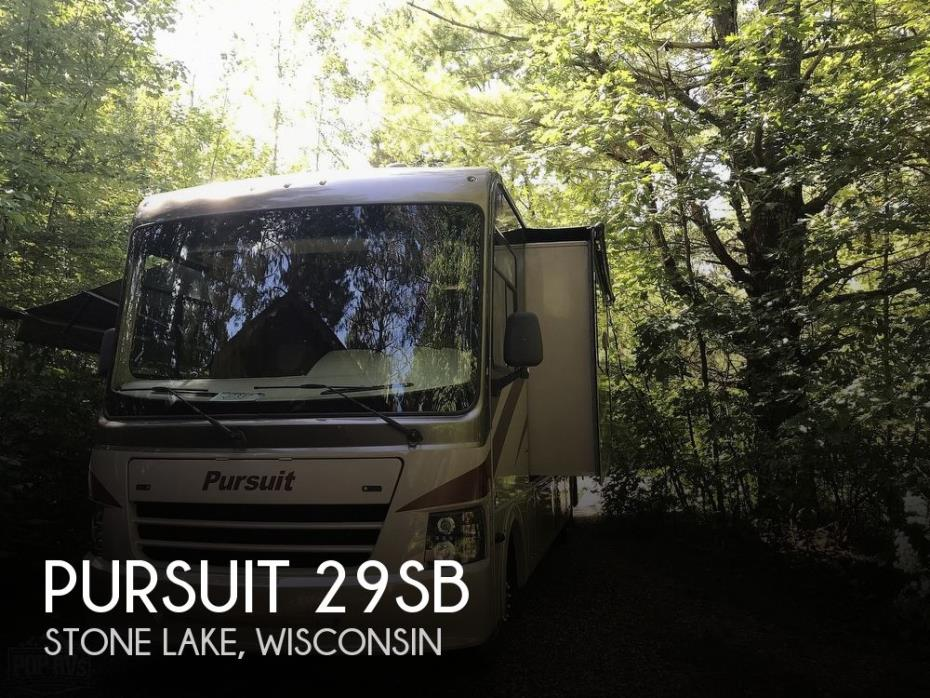 2016 Coachmen Pursuit 29SB