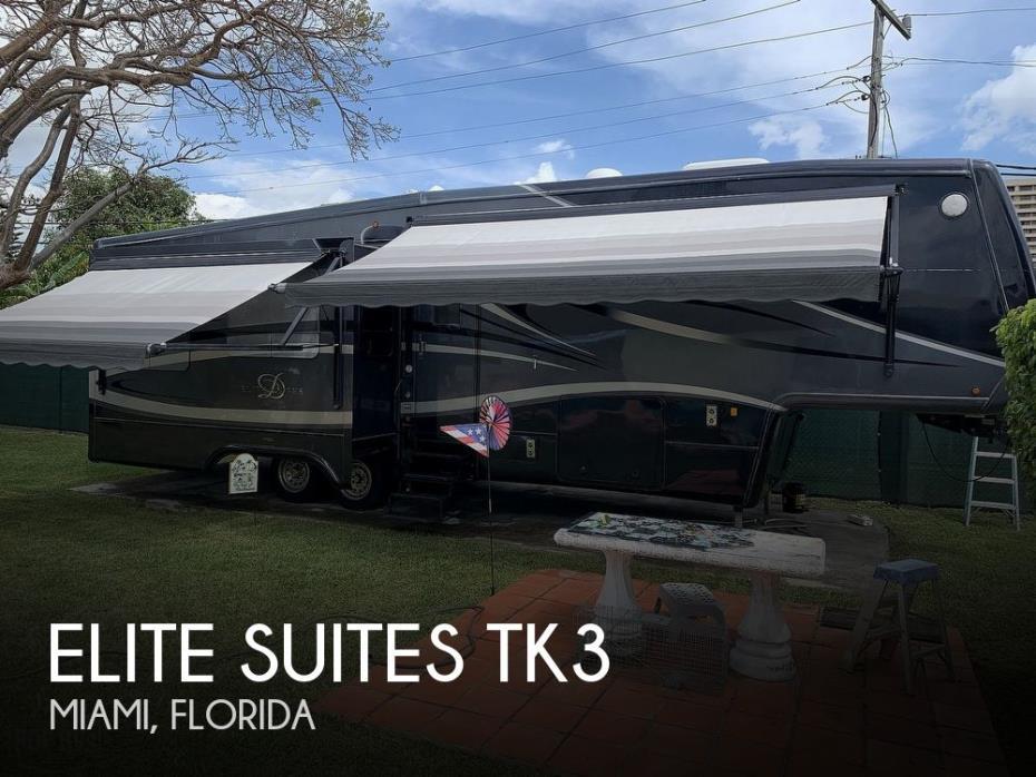 2009 DRV Elite Suites 36TK3