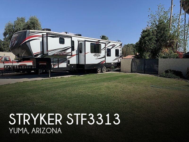 2018 Cruiser RV Stryker STF3313