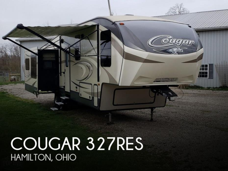 2017 Keystone Cougar 327RES