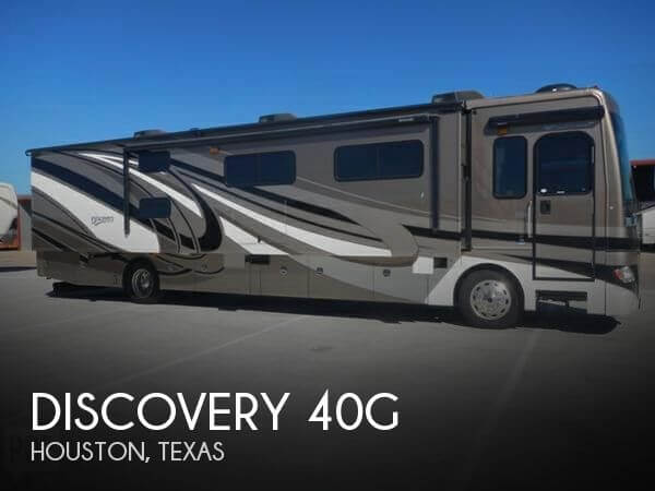 2012 Fleetwood Discovery 40G