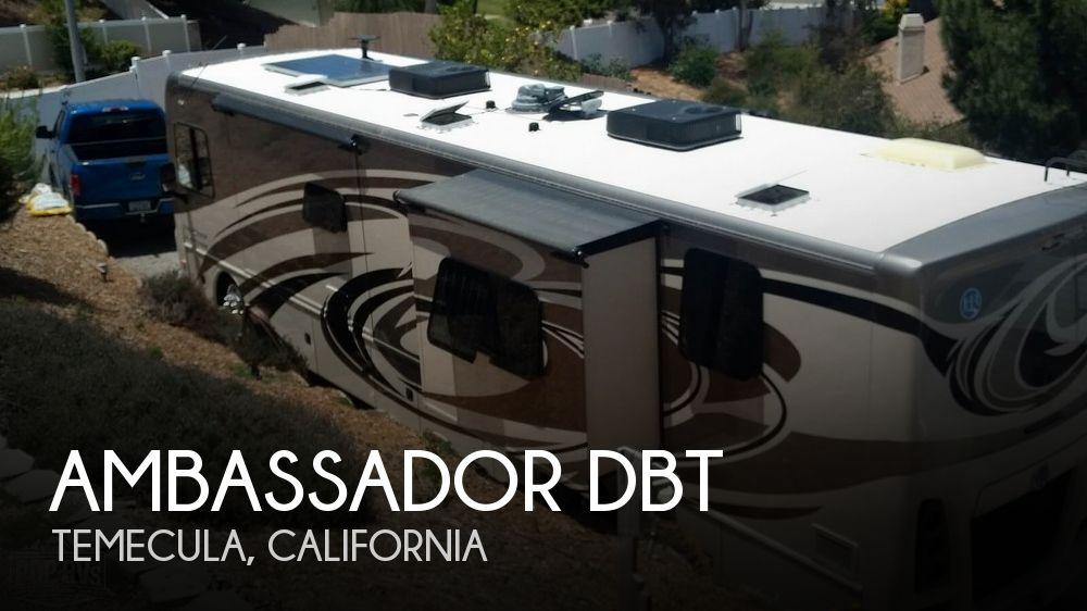 2015 Holiday Rambler Ambassador DBT