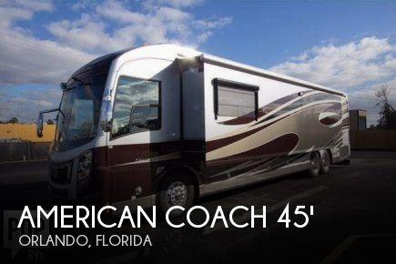 2014 American Coach American Coach American Heritage